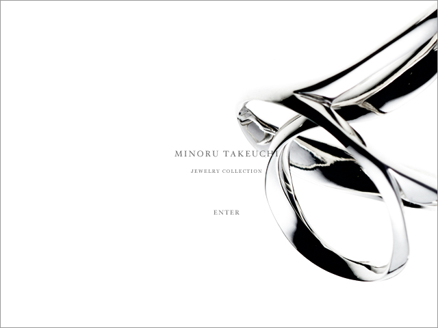 Minoru Takeuchi website top